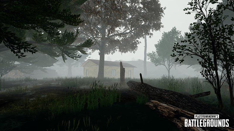 Sương mù trong PUBG