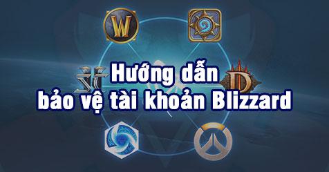 Hướng dẫn bảo vệ tài khoản Blizzard - Battle.Net
